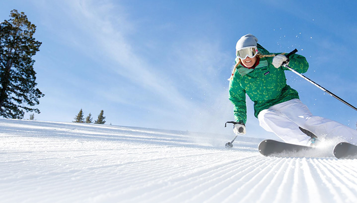 ski season rentals in summit county